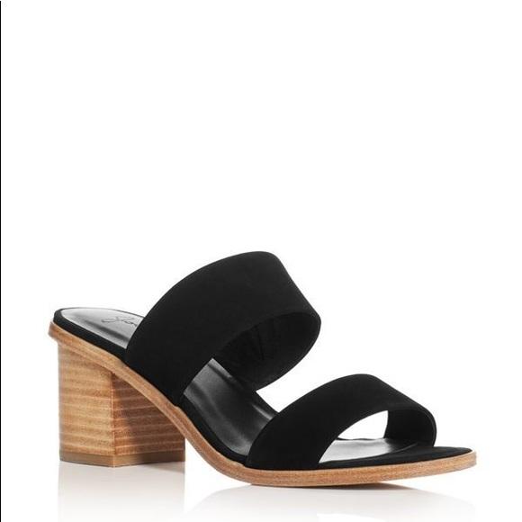 d7ac3aacbb3a Joie Shoes - Joie Women s Maha Slide Sandal - Black Suede